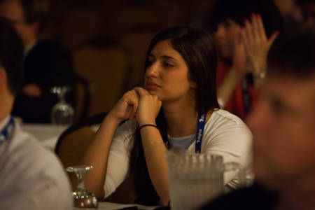 Photos of day three of the New Music Seminar at The New Yorker Hotel, NYC. June 11, 2013.
