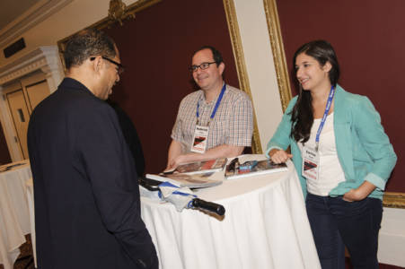 Photos of the New Music Seminar conference at the New Yorker Hotel, NYC. June 10, 2013.