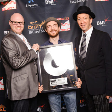 Air Traffic Controller Wins New Music Seminar's 2013 'Artist On The Verge' Award