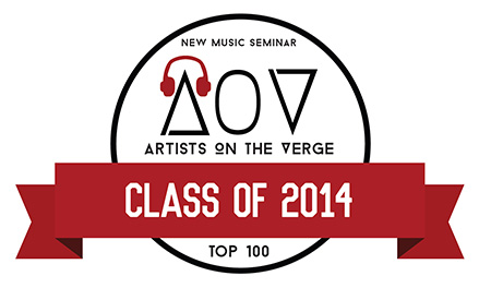 New Music Seminar Artist On The Verge 2014 Top 100