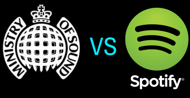Settling Down For Now: Spotify V. Ministry Of Sound & Copyrighted Playlists