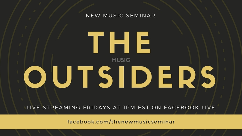 Be a Guest on The Outsiders
